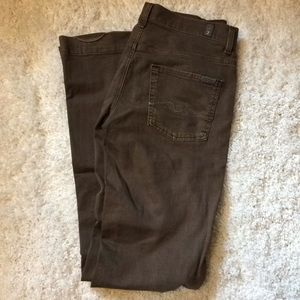 """7 For All Mankind """"Ginger"""" Jeans"""